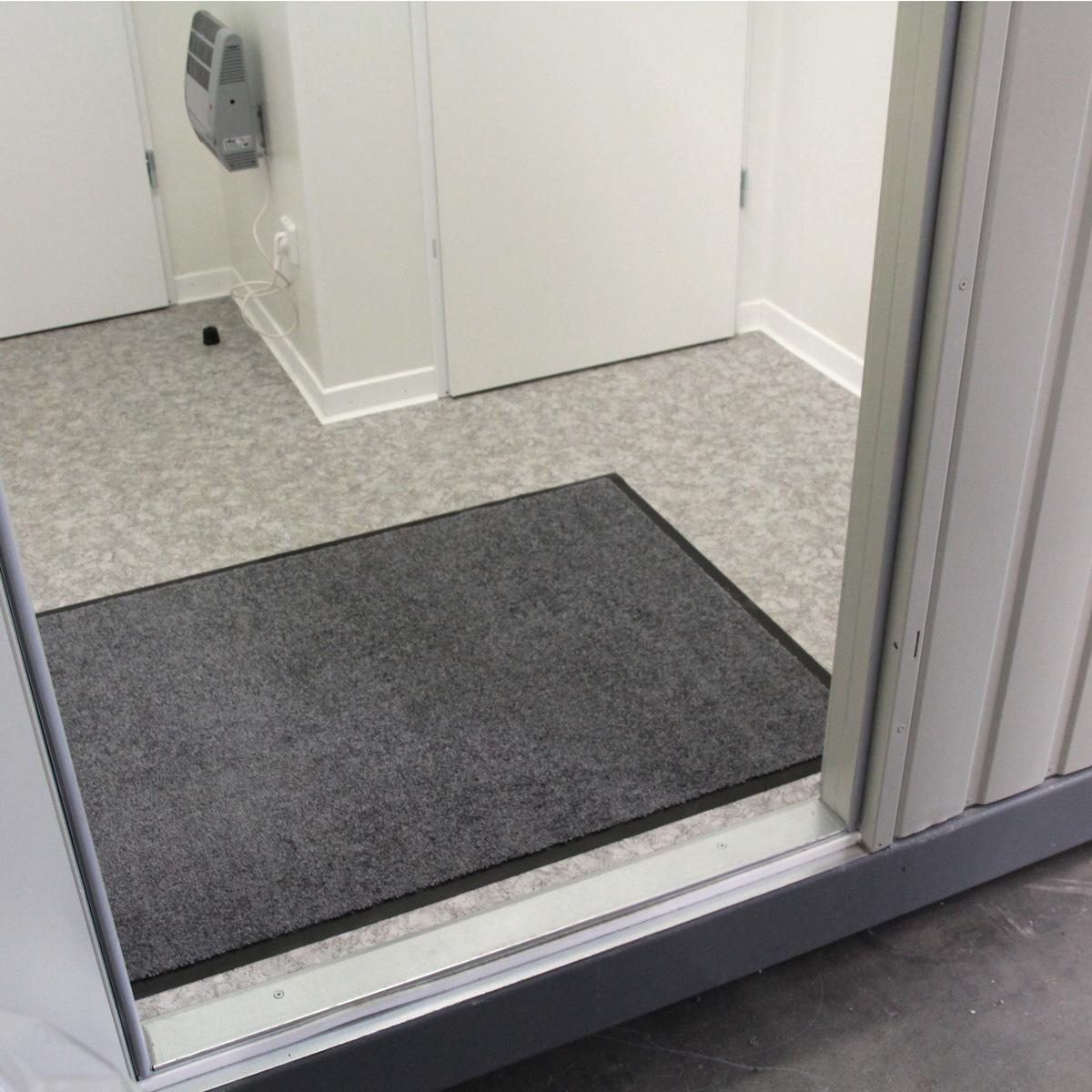Schmutzfangmatte / Sauberlaufmatten für Container-Innenbereich