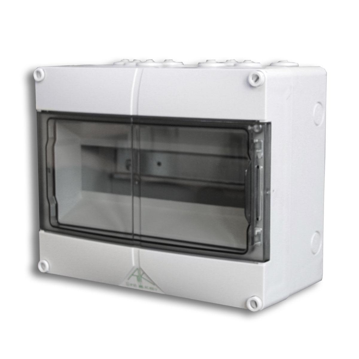 Container Verteilerkasten / Sicherungskasten Feuchtraum Aufputz