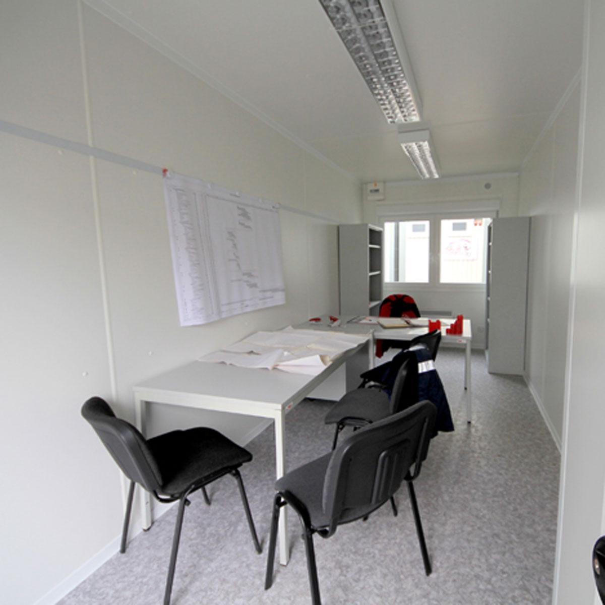 Polster Stapelstuhl, Konferenzstuhl, Besucherstuhl