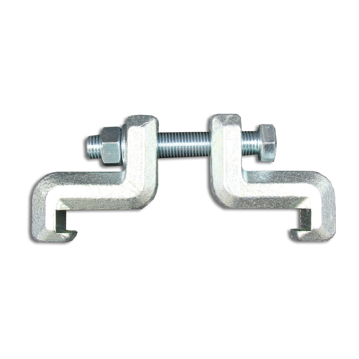 Außenverschraubung für Container / Bridge Fitting Verbindungsklammern